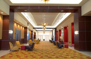 coference lobby